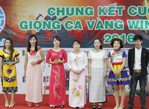 SAE-A Vietnam, Women's Day Celebration workers' singing competition was held successfully