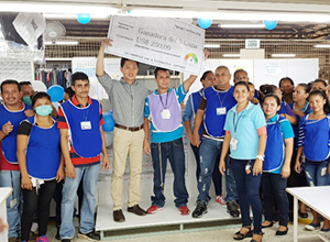 Productivity contest at SAE-A Nicaragua a resounding success